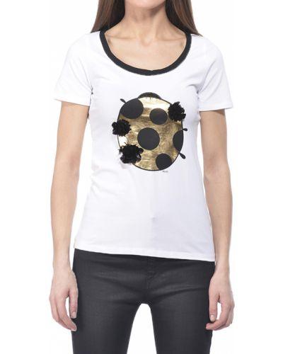 Футболка белая Liu Jo