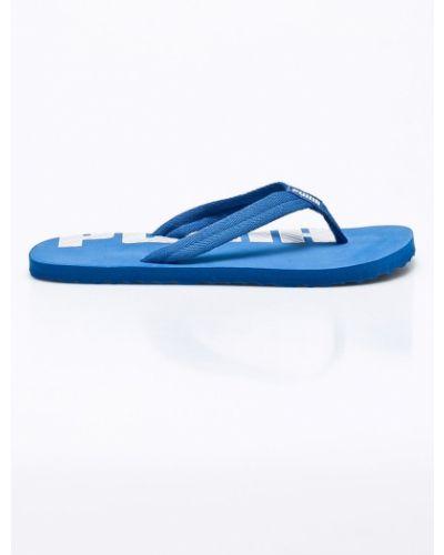 Синие сандалии Puma