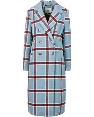 Пальто в клетку пальто Ichi