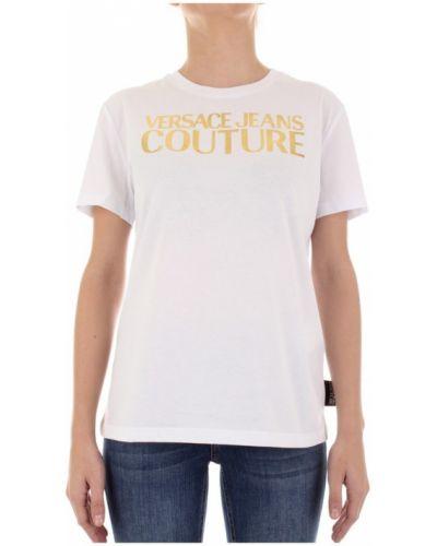 T-shirt krótki rękaw Versace Jeans Couture