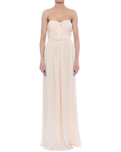 Платье шелковое весеннее Patrizia Pepe
