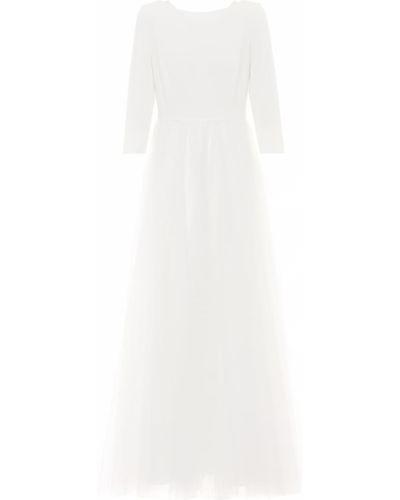 Платье из фатина Max Mara