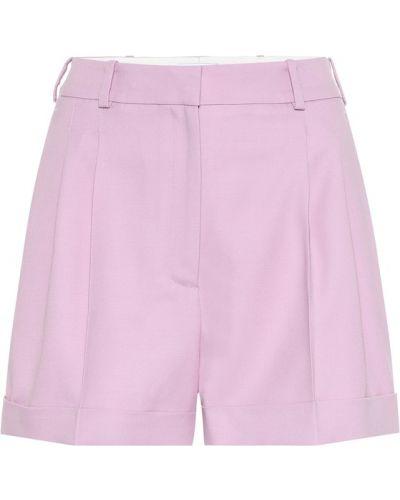 Фиолетовые шорты Racil