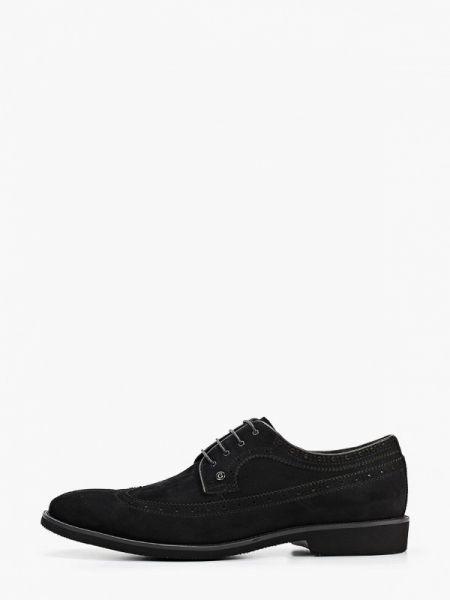 Черные туфли Guido Grozzi