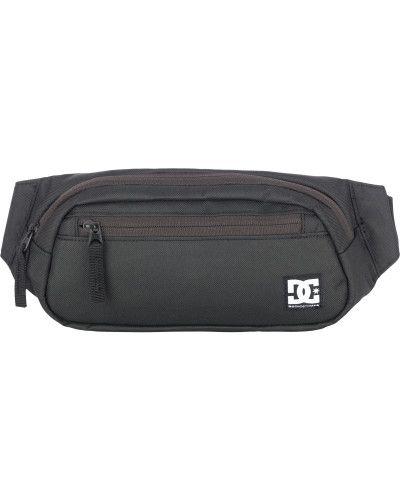 Спортивная сумка поясная серая Dc Shoes