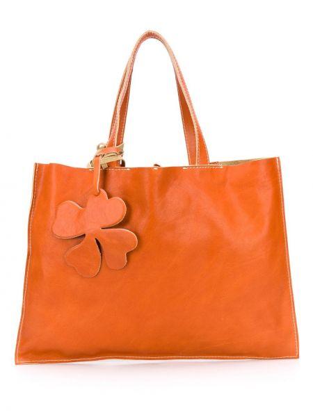 Кожаная сумка шоппер сумка-тоут Danielapi