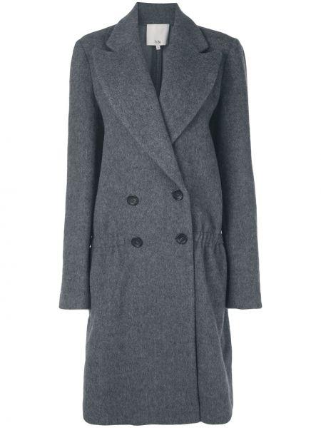 Пальто пальто двубортное Tibi