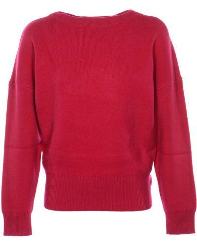 Sweter - czerwony Isabel Marant