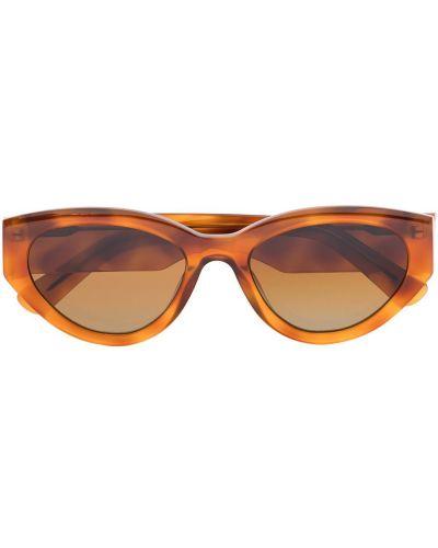 Pomarańczowe okulary Chimi