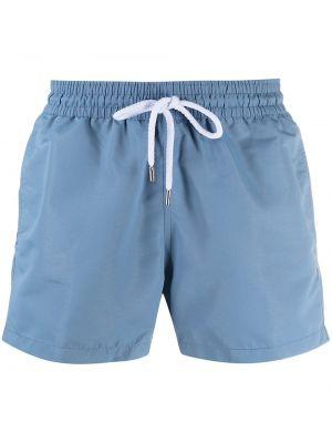 Niebieskie spodenki do pływania bawełniane Frescobol Carioca