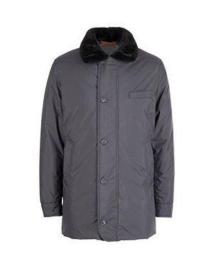 Куртка демисезонная черная Cortigiani