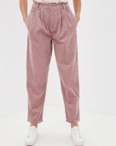 Повседневные розовые брюки Befree