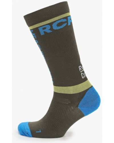 Зеленые носки Reebok