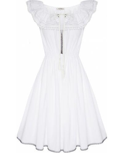 2d4855caa9e Платья миди (средней длины) Miu Miu (Миу Миу) - купить в интернет ...