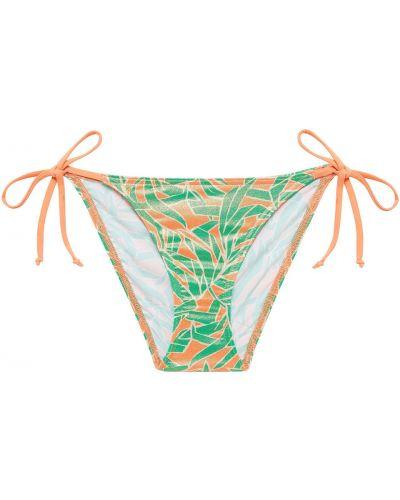 Pomarańczowy bikini Maison Lejaby