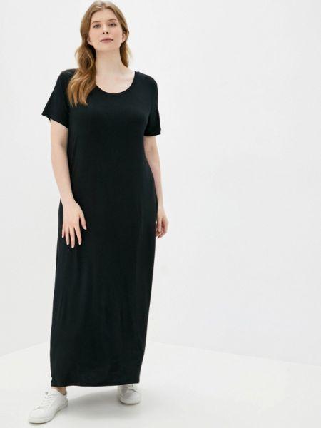 Черное платье Zizzi