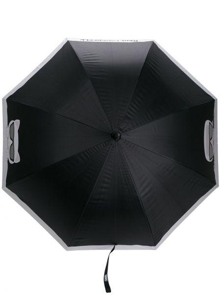 Зонт с принтом Karl Lagerfeld