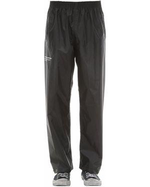 Czarne spodnie z nylonu Tdt - Tourne De Transmission