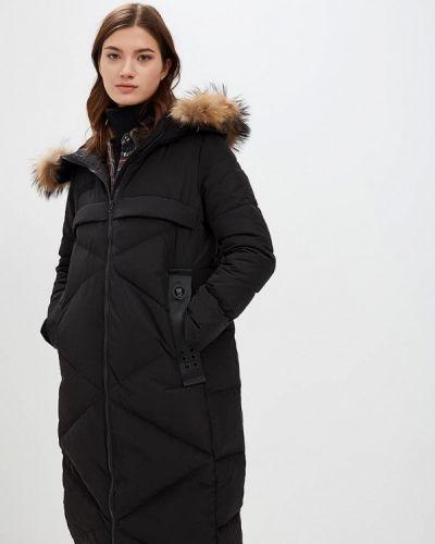 Пуховик - черный Snowimage