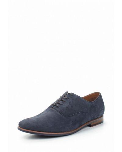 Синие туфли Aldo