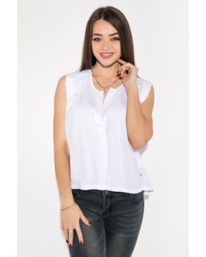 Свободная блузка с поясом Time Of Style