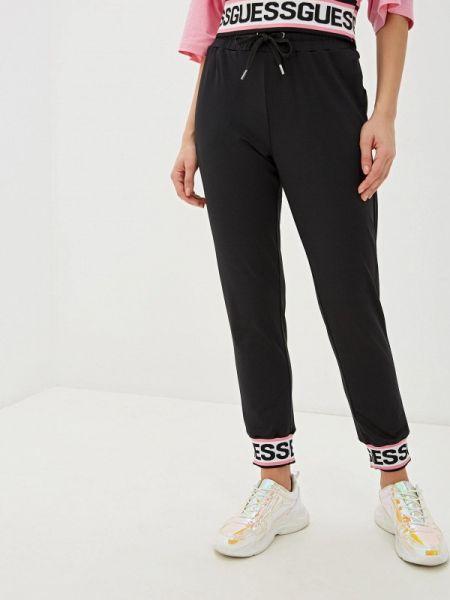 Спортивные брюки весенний черные Guess Jeans