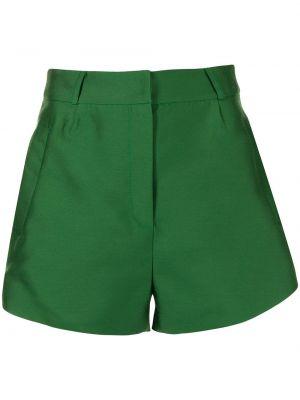 Шорты с карманами - зеленые Macgraw