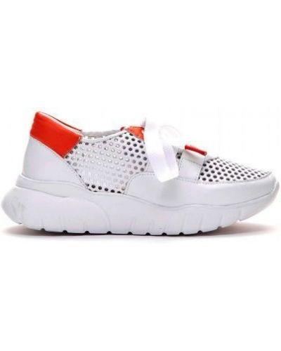 Кожаные кроссовки белый Modus Vivendi