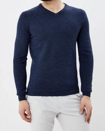 Пуловер синий Kensington Eastside