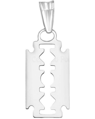 Подвеска - серебряная серебро россии