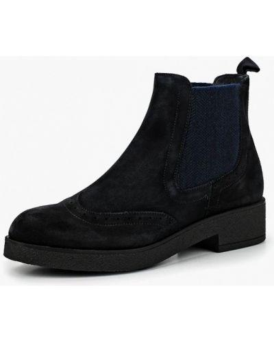 Ботинки челси осенние замшевые Ralf Ringer