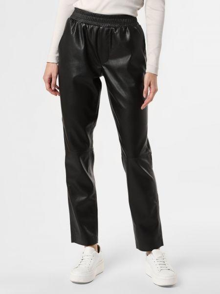 Czarne spodnie Mbym