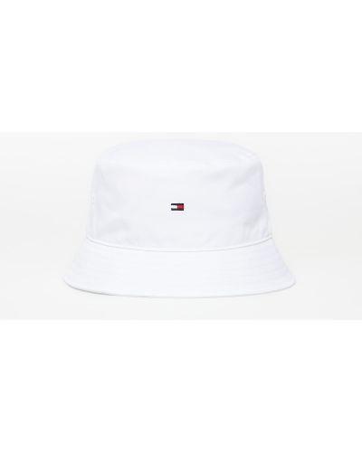 Biała bucket hat Tommy Hilfiger