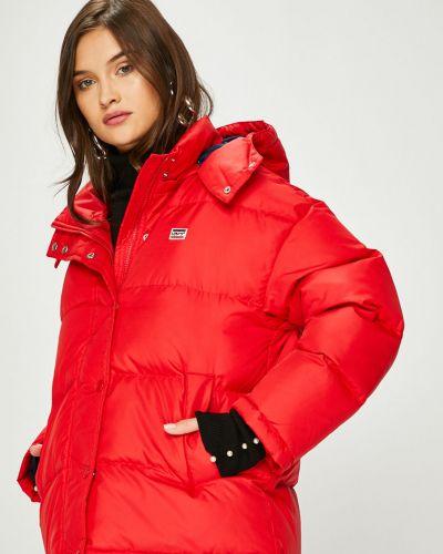 Стеганая куртка утепленная с капюшоном Levi's®