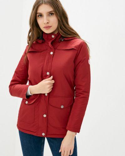 Красная теплая куртка Felix Hardy