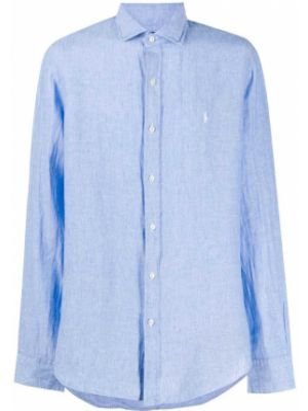Koszula z długim rękawem długa puchaty Ralph Lauren