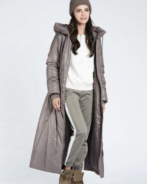 Пальто с капюшоном длинное пальто D`imma Fashion Studio