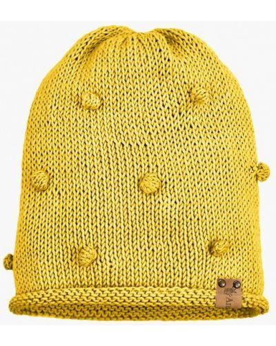Желтая шапка Anmerino