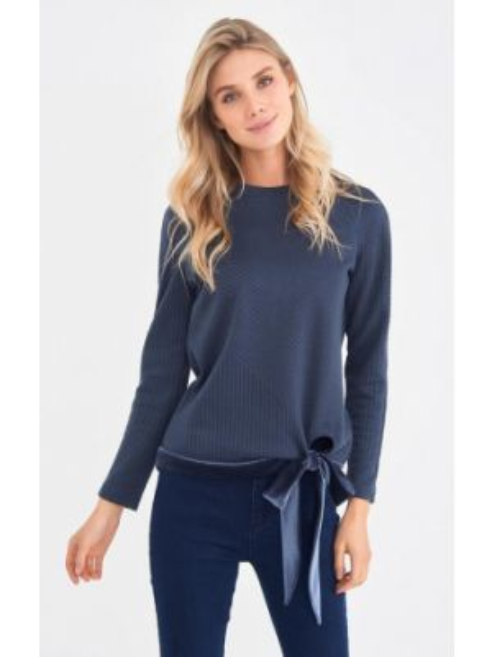 Синий свитер Donatello Viorano