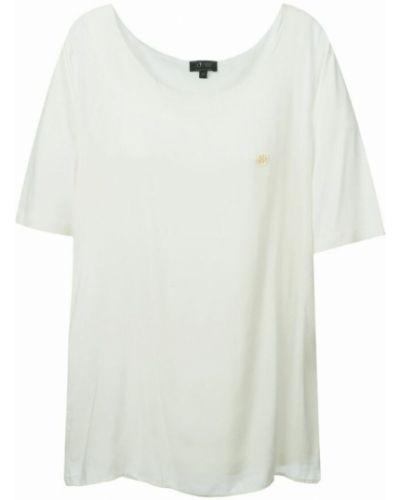 Koszulka - biała Armani Jeans
