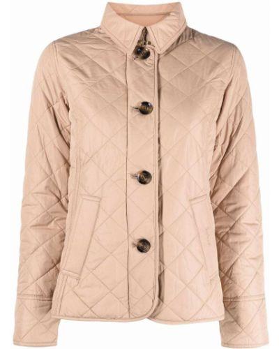 Стеганая куртка - бежевая Barbour
