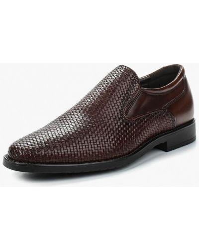 Коричневые туфли Salamander