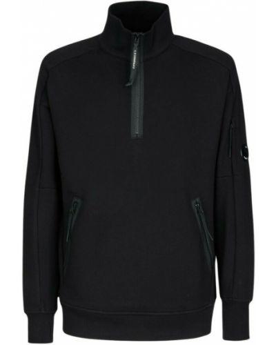 Czarny sweter C.p. Company