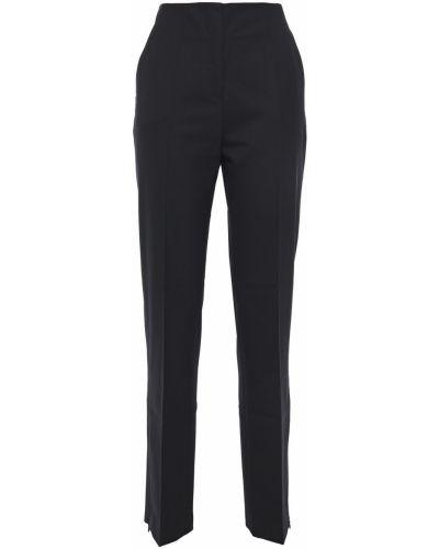 Czarne spodnie wełniane Rag & Bone