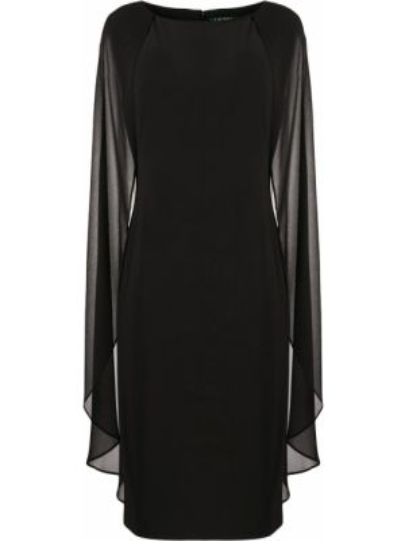 Czarna sukienka Polo Ralph Lauren