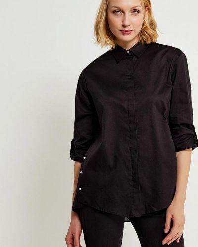 Блузка черная итальянский Imperial
