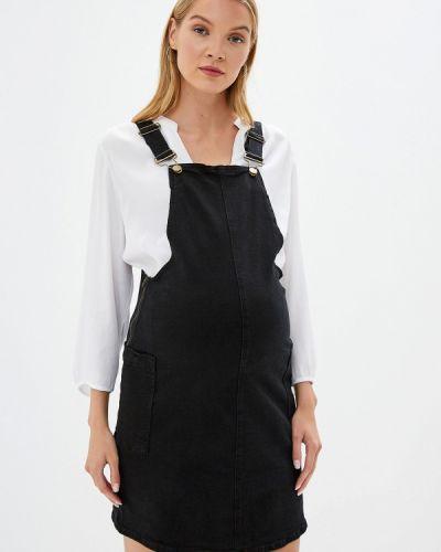 Джинсовое платье - черное Dorothy Perkins Maternity