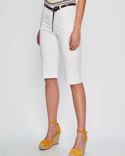 Szorty wełniany biały Answear