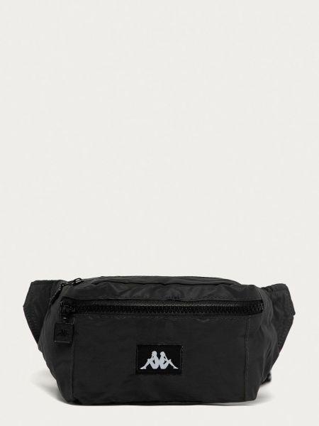 Поясная сумка с поясом - черная Kappa
