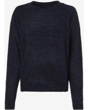 Sweter ażurowy niebieski Aygill's